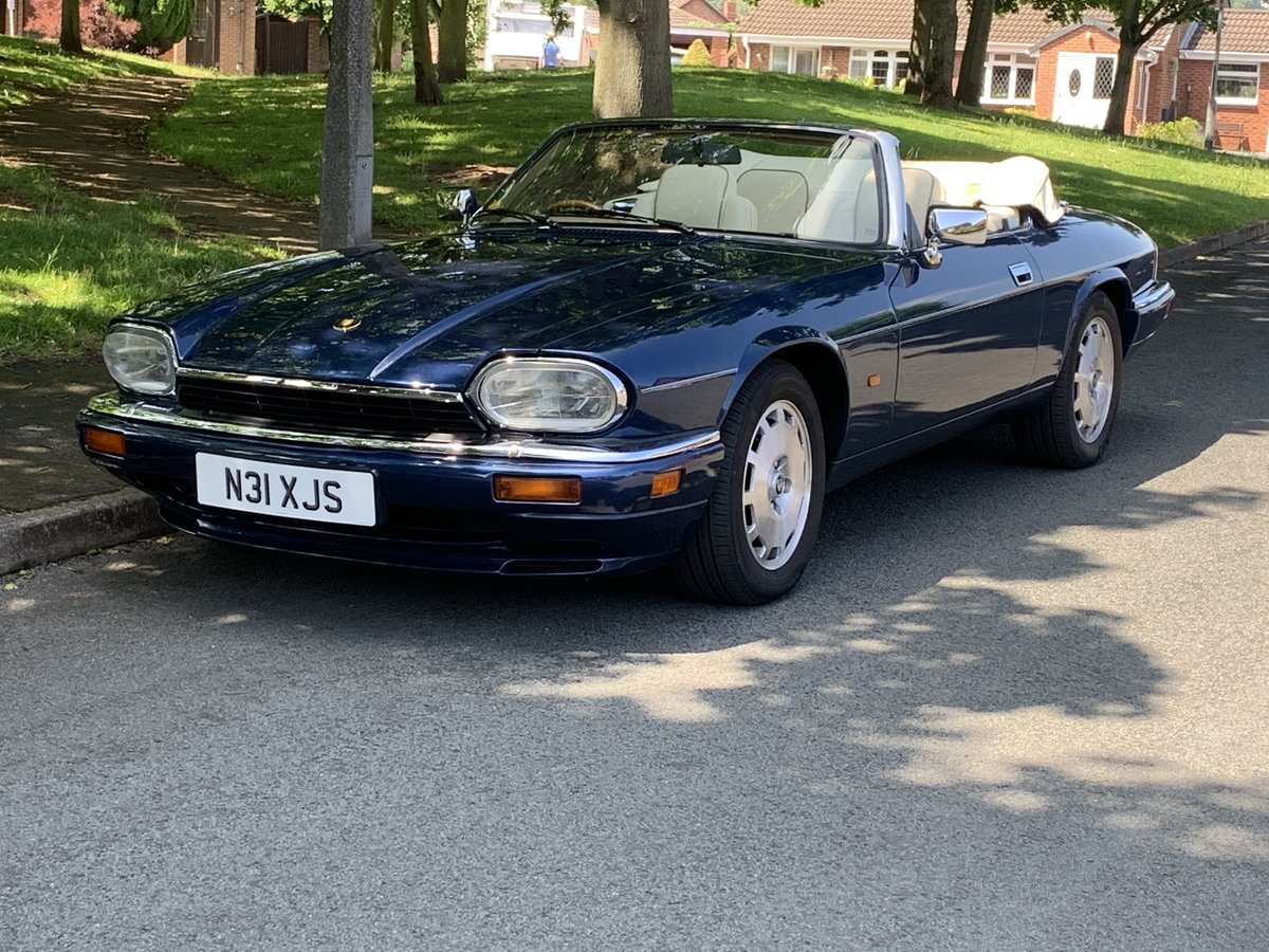 1995 Celebration XJS Very Low Mileage  For Sale (picture 1 of 6)