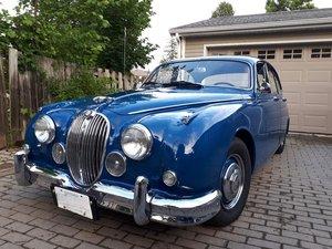 1962 Jaguar MKII 4 door sedan