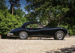 1955 Jaguar XK140 SE Fixedhead Coup For Sale by Auction