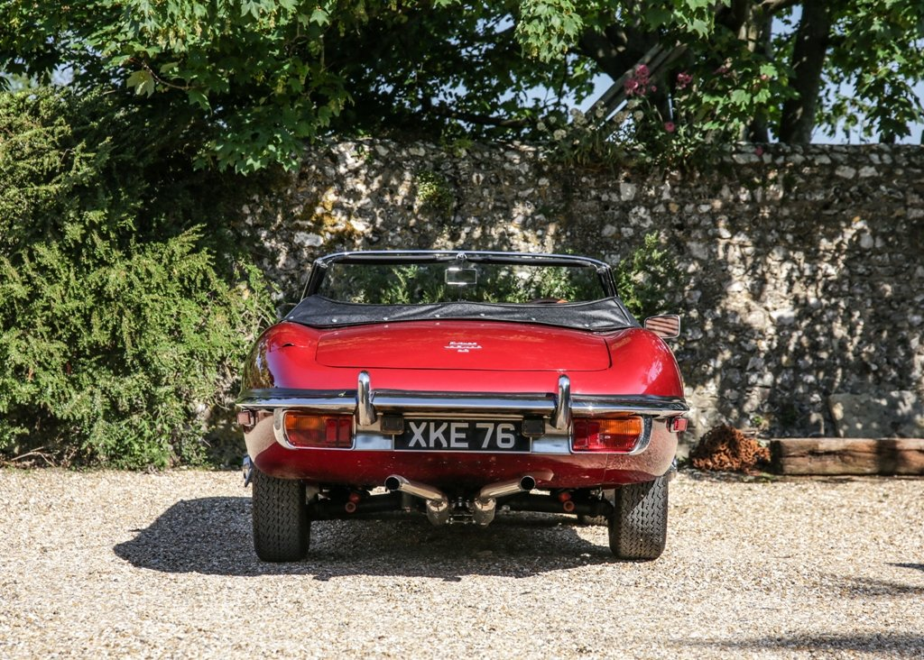 1968 Jaguar E-Type Series II Roadster SOLD by Auction (picture 6 of 6)