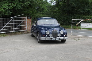 1962 Jaguar MKII 3.4 Manual O/D - 5000 miles of recent touring