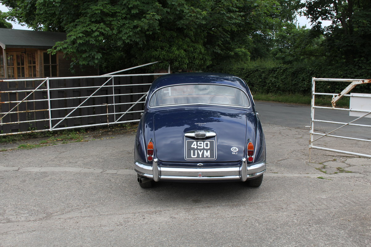 1962 Jaguar MKII 3.4 Manual O/D - 5000 miles of recent touring For Sale (picture 5 of 20)