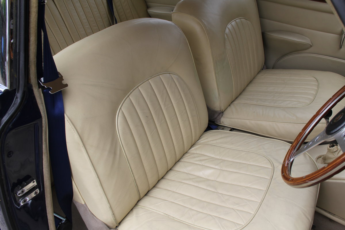 1962 Jaguar MKII 3.4 Manual O/D - 5000 miles of recent touring For Sale (picture 9 of 20)