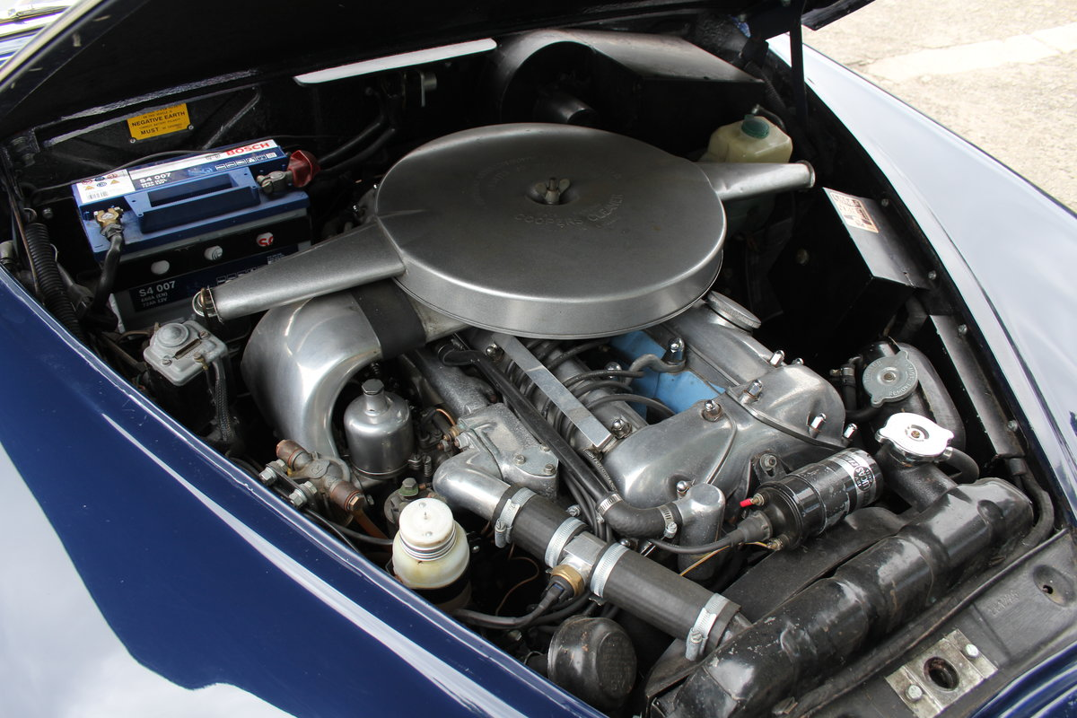 1962 Jaguar MKII 3.4 Manual O/D - 5000 miles of recent touring For Sale (picture 19 of 20)