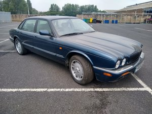1998 Jaguar XJ Sport V8 Auto for auction 16th - 17th July For Sale by Auction