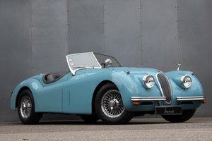 1953 Jaguar XK 120 Roadster LHD For Sale