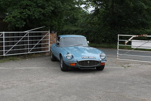 Picture of 1971 Jaguar E-Type V12 Manual UK car, 51k miles, history from new For Sale