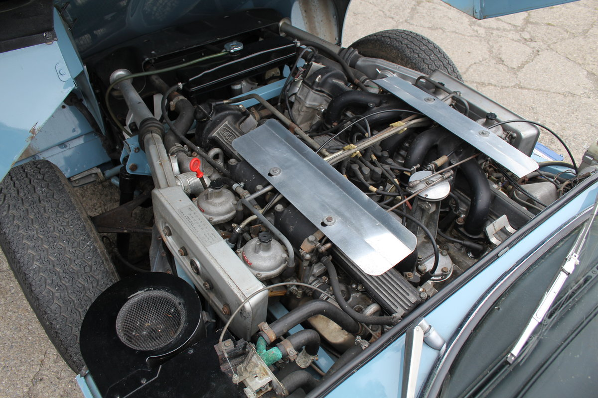 1971 Jaguar E-Type V12 Manual UK car, 51k miles, history from new For Sale (picture 16 of 16)