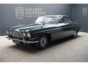 1970 Jaguar 420G long-term ownership, rare manual gearbox