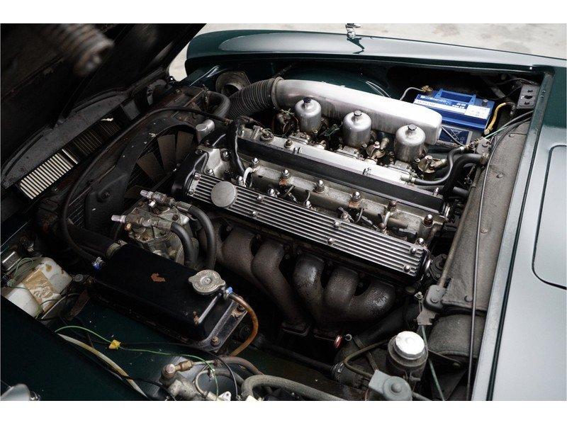 1970 Jaguar 420G long-term ownership, rare manual gearbox ...