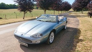 Jaguar XK8 Convertible 41500 miles only
