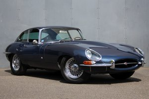 1964 Jaguar E-Type SI 3.8 FHC LHD For Sale
