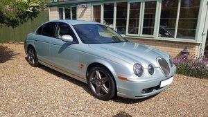 Jaguar S type r 4,2 v8 s/c
