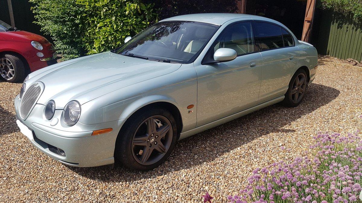 2003 Jaguar S type r 4,2 v8 s/c For Sale (picture 2 of 6)