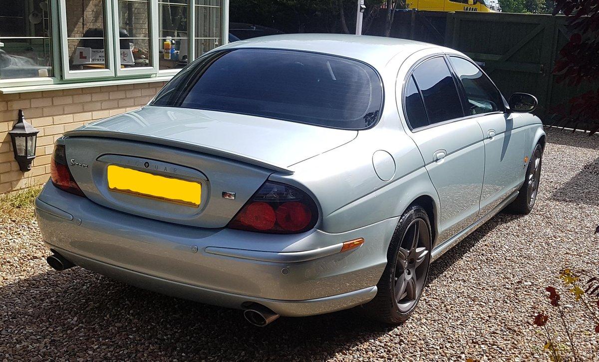 2003 Jaguar S type r 4,2 v8 s/c For Sale (picture 4 of 6)