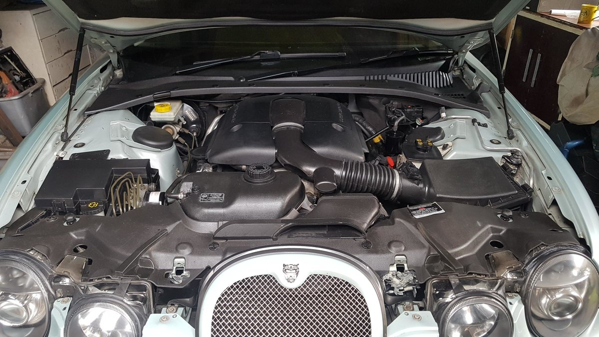 2003 Jaguar S type r 4,2 v8 s/c For Sale (picture 6 of 6)
