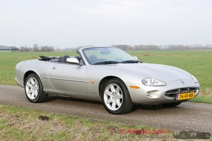 1999 Jaguar XK8 4.0 V8 Convertible in good condition