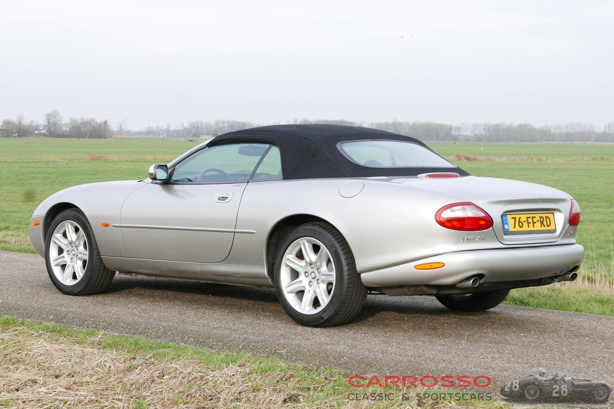 1999 Jaguar XK8 4.0 V8 Convertible in good condition For Sale (picture 2 of 6)