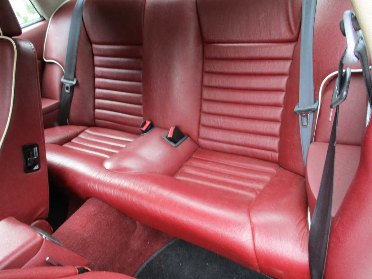 Jaguar XJS 3.6 AUTO 1990 STUNNING RARE ELECTRIC SUNROOF MDL  For Sale (picture 5 of 16)