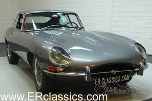 Jaguar E-type S1 Coupe 1961 Flat floor, Top restored