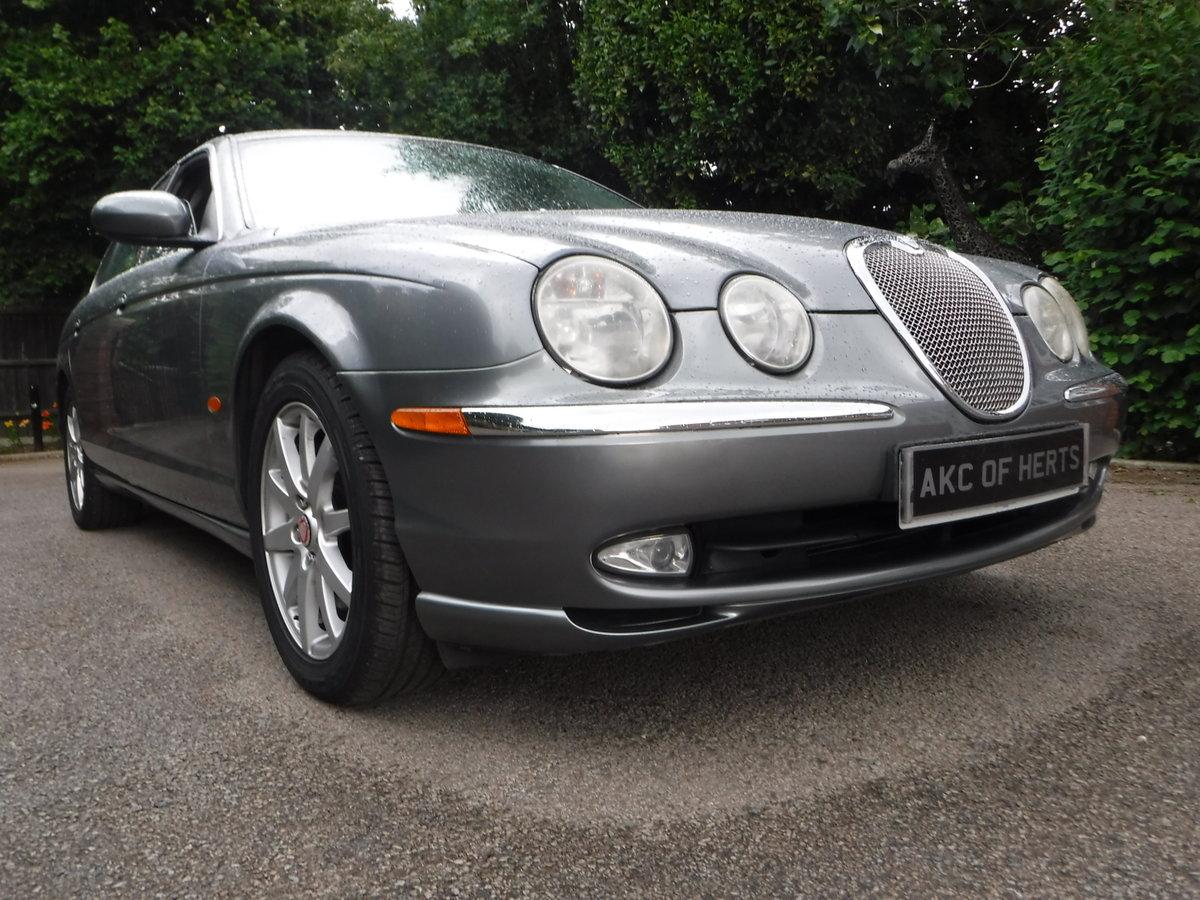 Jaguar S-Type 4.2 V8 SE 4dr 2002 52 Petrol Auto 35,000 MILES For Sale (picture 3 of 6)
