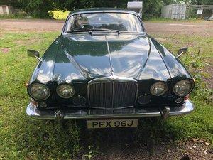 1970 Jaguar 420g/ mk 10