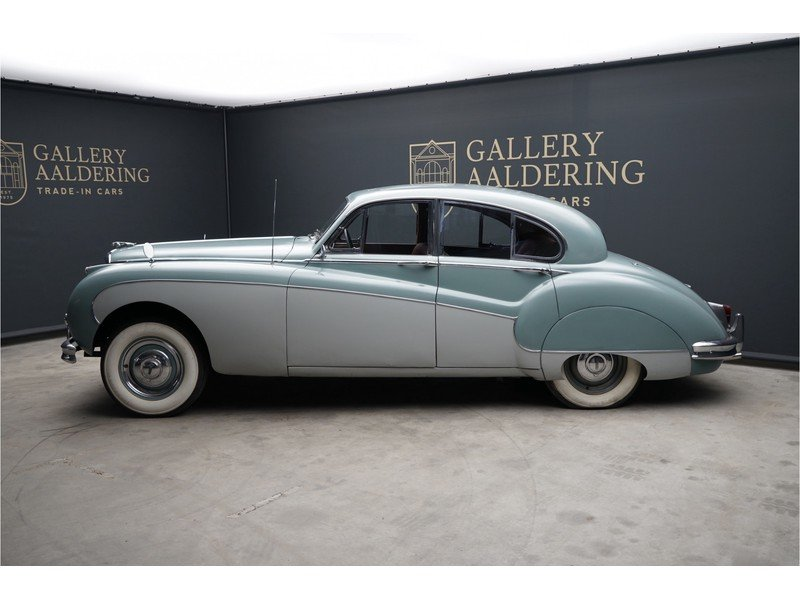 1960 Jaguar MK9 3.8 For Sale (picture 2 of 6)