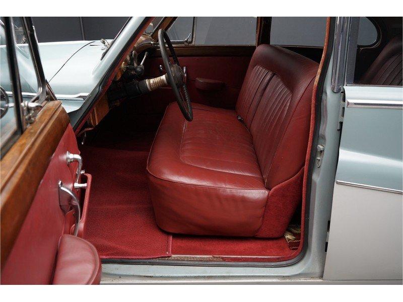 1960 Jaguar MK9 3.8 For Sale (picture 3 of 6)