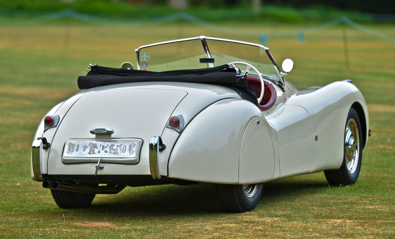 1950 Jaguar XK120 OTS RHD For Sale   Car And Classic