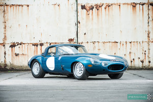 1971 Jaguar E-Type Semi-Lightweight For Sale