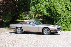 Fabulous Jaguar XJS Convertible