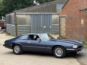 Picture of 1992 Jaguar XJS 4.0. Only 46,000 Miles From New SOLD