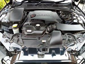 Jaguar XF Portfolio s, fsh, face-lift model