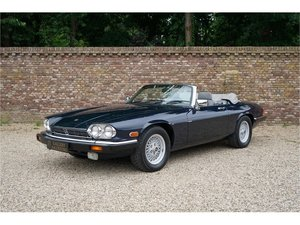 1989 Jaguar XJ-S 5.3 V12 Convertible Only 25.249 miles, great con For Sale