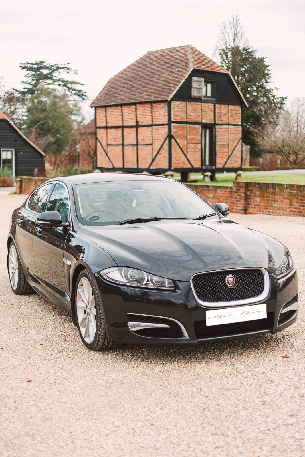 2012 Jaguar XF Portfolio s, fsh, face-lift model For Sale (picture 4 of 6)