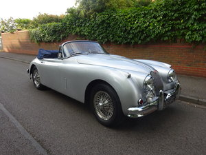 JAGUAR   XK150 3.4Ltr DROPHEAD 1959: For Sale