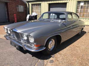1963 Jaguar mk10  lhd original belgium supplied car