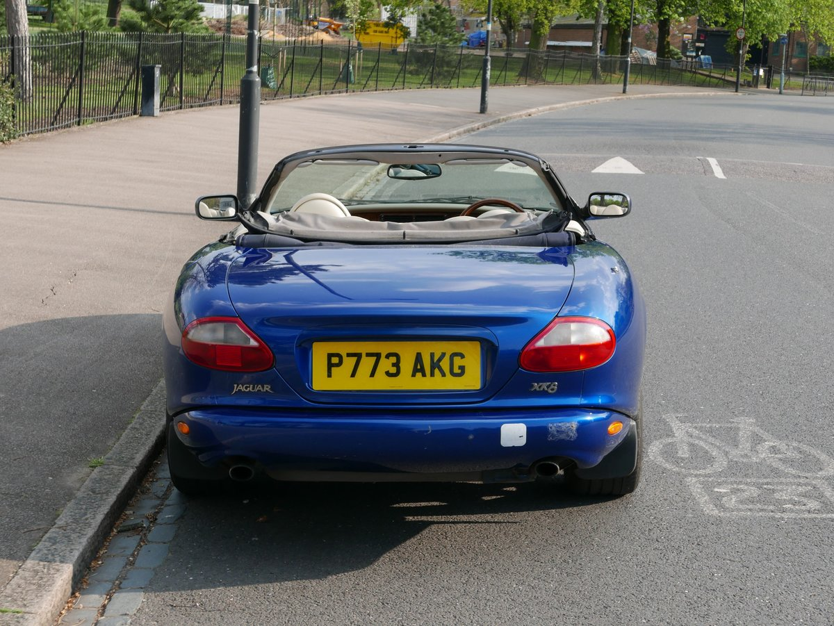 1997 XK8 Convertible  SOLD (picture 3 of 6)