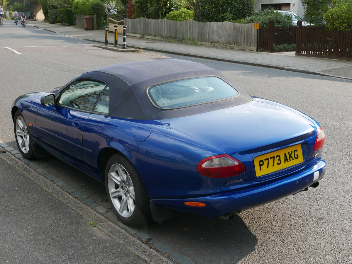 1997 XK8 Convertible  SOLD (picture 6 of 6)