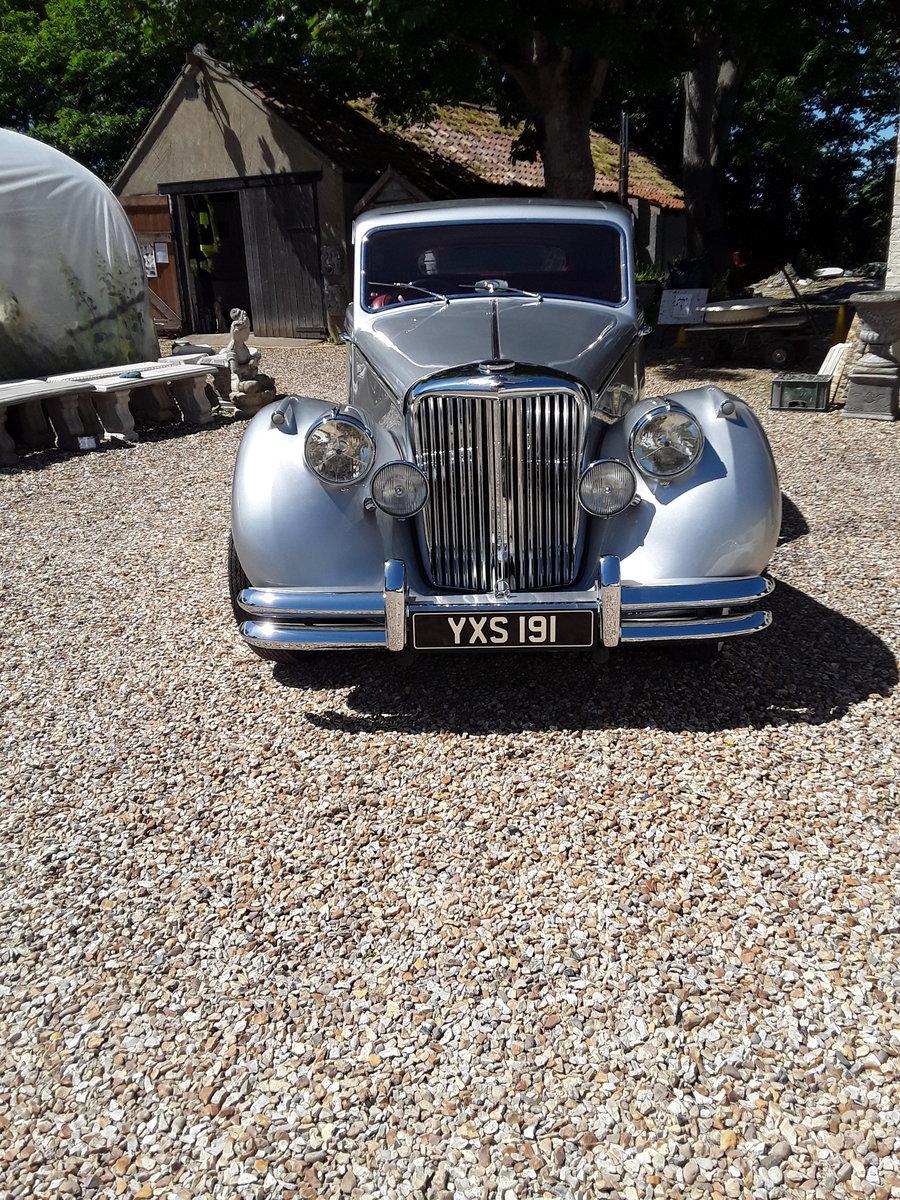 1949 Jaguar MK V For Sale (picture 1 of 6)