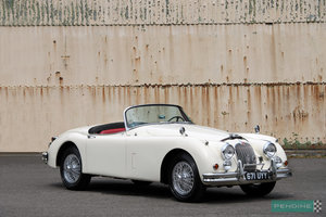 1959 Jaguar XK150 3.4S Roadster For Sale
