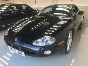 2003 Genuine xkr400 convertible (1 of 40)