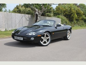 2002 Jaguar XKR 4.2 Supercharged 2dr IMMACULATE INVESTMENT PIECE!