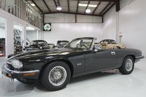 1993 Jaguar XJS Convertible For Sale