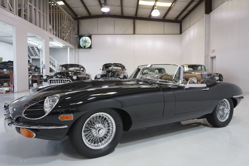 1970 Jaguar E-Type Series II Roadster For Sale (picture 1 of 6)