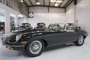 1970 Jaguar E-Type Series II Roadster