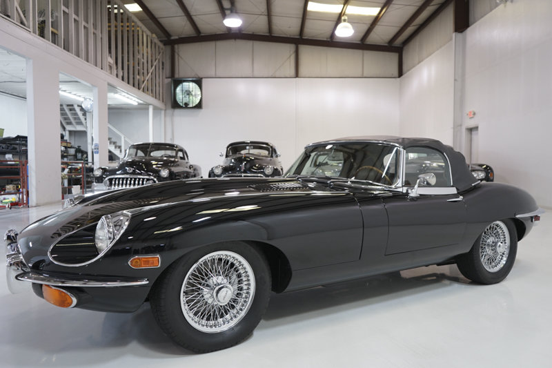 1970 Jaguar E-Type Series II Roadster For Sale (picture 3 of 6)