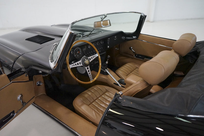 1970 Jaguar E-Type Series II Roadster For Sale (picture 4 of 6)