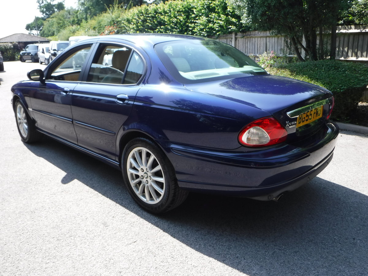 2005 Jaguar X-Type 2.5 V6 S (AWD) 4dr 46,000 MILES FROM NEW For Sale (picture 3 of 6)