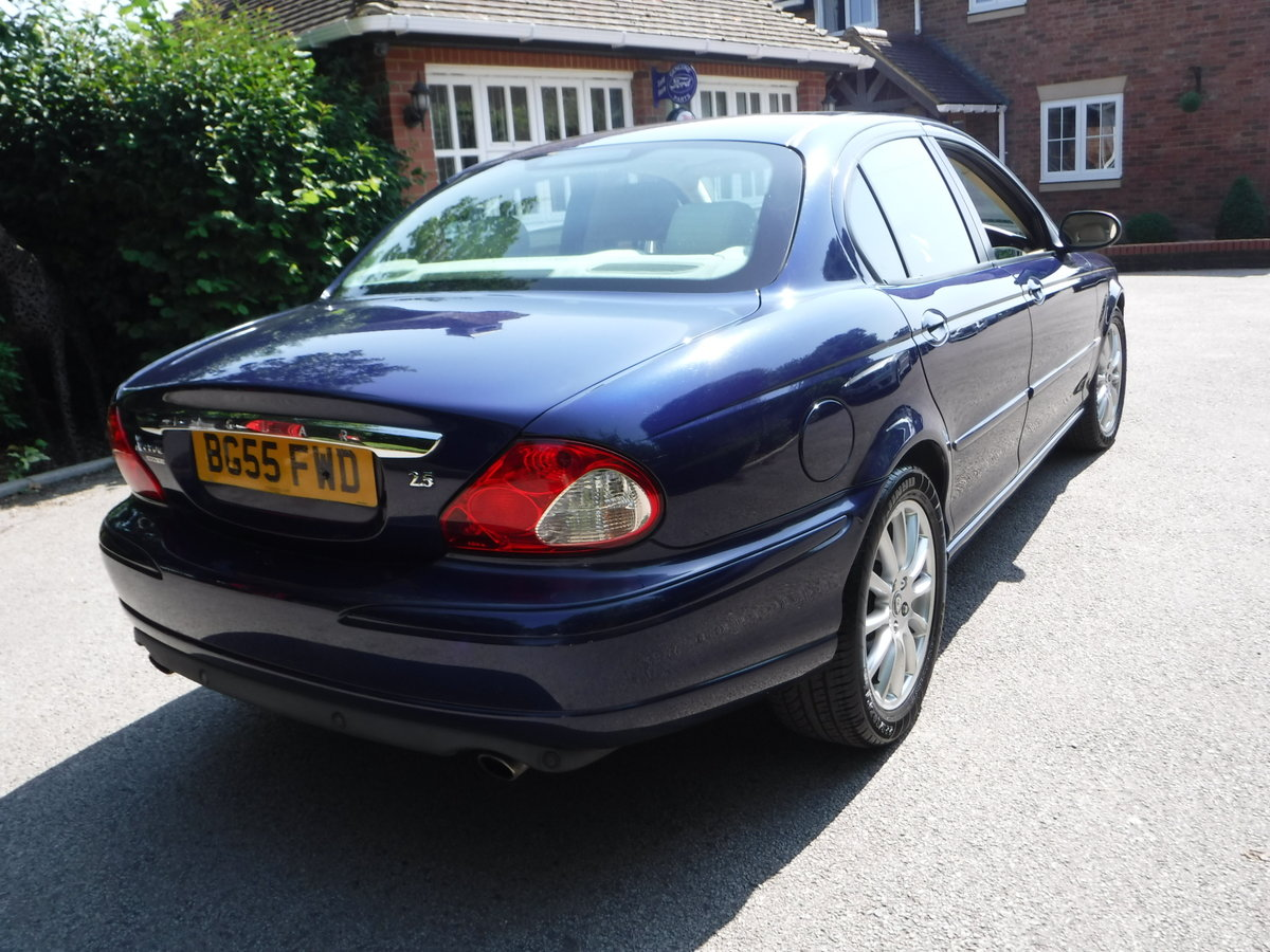 2005 Jaguar X-Type 2.5 V6 S (AWD) 4dr 46,000 MILES FROM NEW For Sale (picture 4 of 6)